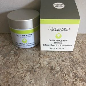Juice Beauty Green Apple Peel Sensitive 2 Oz. NIB